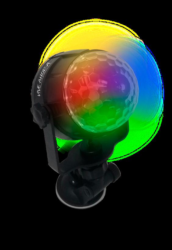 Bola de luces