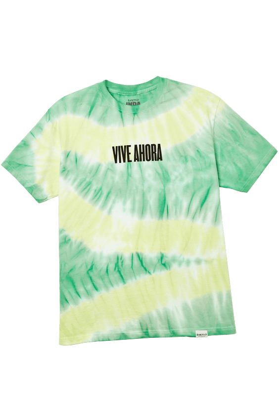 Camiseta Tie Die